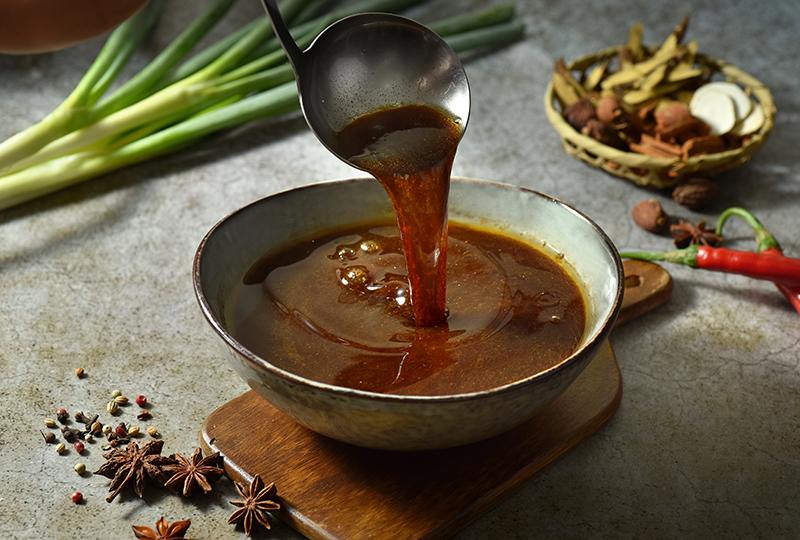 老天祿滷湯
